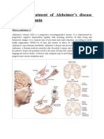 Potential treatment of Alzheimer's disease using    curcumin