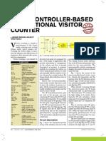 BiDirectional Visitor Counter