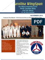 North Carolina Wing - Nov 2010