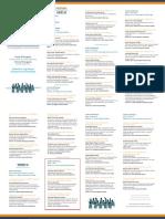 Jornadas Posdoctorales en Ciencias y Humanidades 2019