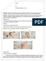 Roteiro de Estudo 2 - Classes Gramaticais 1 - 7º Ano