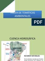 Cuenca hidrográfica y prácticas agrarias sostenibles