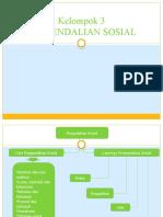 Sosiologi - Pengendalian Sosial
