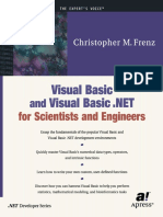 Visual Basic and Visual Basic .NET for Scientists and Engineers by Christopher Frenz (Auth.) (Z-lib.org)