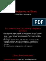 5 clase Los silogismos jurídicos