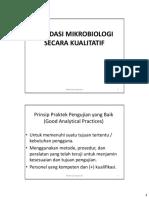 06 B.VALIDASI MIKROBIOLOGI KUALITATIF   (02)