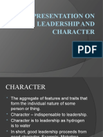 LEADERSHIP AND CHARACTER (2)
