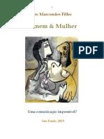 MARCONDES FILHO, Homem & Mulher - Uma Comunicação Impossível