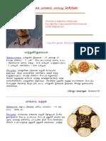 Mango Recipes in Tamil