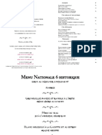 06 10 2020 Rbl Carte Du Relais Bernard Loiseau