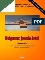 SEIGNEUR JE SUIS A TOI  E-BOOK