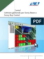 Sunny Data Control Istruzioni Uso