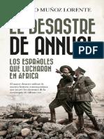 El desastre de Annual - Gerardo Munoz Lorente