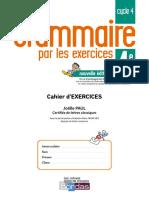 2018 Grammaireparexercices 4e p01a128