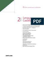 Libro Anotado Lengua 2º