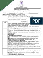 ART1- WHLP - Q1 - Module 1