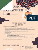 Depression Breakthrough _ by Slidesgo