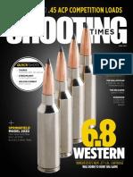 Shooting Times - April 2021 US