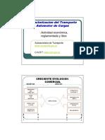 Caracterizacion del Transporte Automotor de Cargas