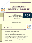 SELECTION OF INDUSTRIAL DRYERS II-India - Copy