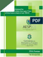01 Apostila PEFOCE 2015 - Medico Perito Legista 1ª Classe - DNA Forense