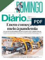 ??? Diário Do Nordeste (17 Jan 21)