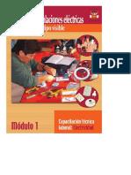 Manual de Instalaciones Electricas Domiciliarias de Tipo Visible