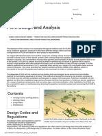 Plem Design and Analysis - OilfieldWiki