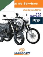MANUAL STX 200