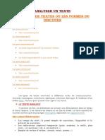 Recherches de français
