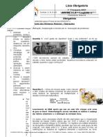 Lista Obrigatoria1 Matemática Prova do dia 03 MARÇO 2021 - 6º ano - prof. Mara