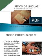 Ensino Crítico de Línguas