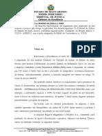 TJMT rescinde contrato de R$ 7 milhões para ampliar gabinetes de desembargadores