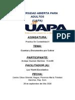 TAREA 3 DE PRACTICA DE CONTABILIDAD 2