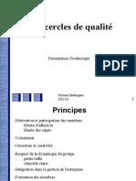 Cercle de Qualite
