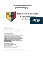Cartilla para el estudiante de Pneumatología 2