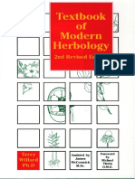 Textbook of Modern Herbology Second Revised Edition