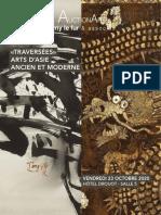 Traversees Arts DAsie Ancien Et Moderne