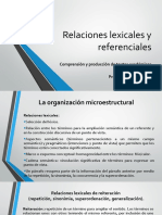 MICROESTRUCTURA_RELACIONES LEXICALES Y REFERENCIALES_ESTUDIANTES