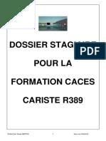 Dossier Cariste 2017