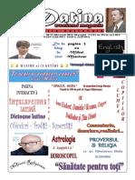 Datina - Ediție Națională - 20-21.02.2021