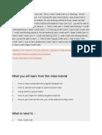 Hack Credit Card (CC Hacking) - Secret Exposed (Spamming Method - Full Tutorial) - 2020
