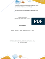 Tarea 0 - Actividad de Evaluación Inicial (Plataforma CISCO)