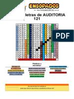 SOPA DE LETRAS AUDITORIA