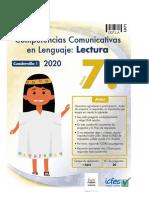 Cuadernillo CompetenciasComunicativasenLenguajeLectura 7 1 (1)