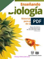 Enseñando Biología, Material de Apoyo Para Docentes de Secundaria - Rosaura Ruiz Gutiérrez Log