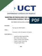 Documentos Sociales Del Magisterio de La Iglesia