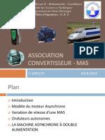 Association Convertisseur - MAS