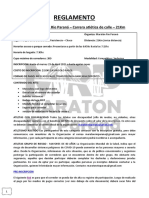 Reglamento - Medio MRP