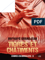 10 Bernard Grandjean Crimes en Himalaya T6 Tigres Et Ch